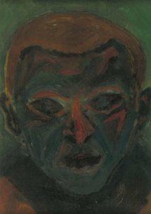 GTrakl autoportret