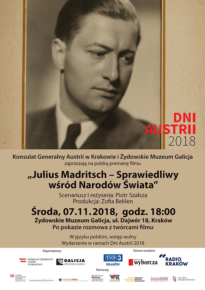 Julius Madritsch - 7.11.2018